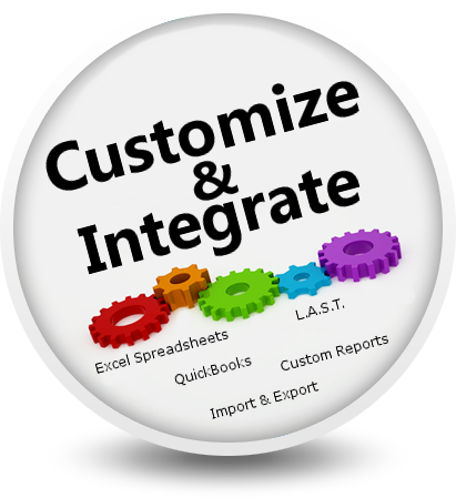 Customize & Integrate